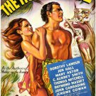 The Hurricane (1938) - Dorothy Lamour  DVD