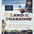 Land Of The Pharaohs (1955) - Joan Collins  DVD
