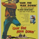 Gun The Man Down (1956) - James Arness  DVD