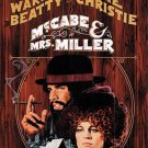 McCabe And Mrs. Miller (1971) - Warren Beatty  DVD