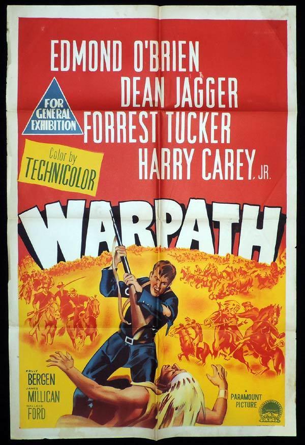 Warpath (1951) - Edmond O´Brien  DVD