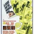 A Guide For The Married Man (1967) - Walter Matthau  DVD