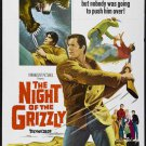 The Night Of The Grizzly (1966) - Clint Walker  DVD