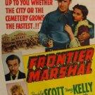Frontier Marshal (1939) - Randolph Scott  DVD