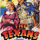 The Texans (1938) - Randolph Scott  DVD