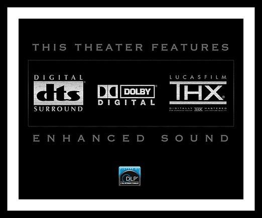 Trailer Dvd Dts Dolby Digital Thx