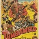 Tumbleweed (1953) - Audie Murphy  DVD