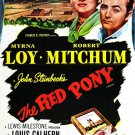 The Red Pony (1949) - Robert Mitchum  DVD