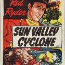 Sun Valley Cyclone (1946) - Bill Elliott  DVD