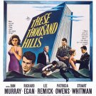 These Thousand Hills (1959) - Don Murray  DVD