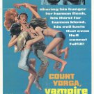 Count Yorga, Vampire (1970) - Robert Quarry  DVD