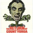 The Return Of Count Yorga (1971) - Robert Quarry  DVD