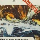 Sink The Bismarck (1960) - Kenneth More  DVD