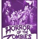 The Ghost Galleon (1974) AKA Horror Of The Zombies - Amando de Ossorio  DVD