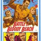 Battle At Bloody Beach (1961) - Audie Murphy  DVD