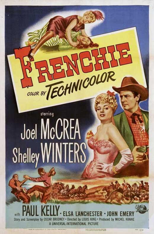 Frenchie (1950) - Joel McCrea  DVD