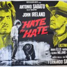 Hate For Hate (1967) - John Ireland  DVD