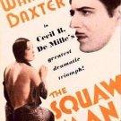 The Squaw Man (1931) - Warner Baxter  DVD