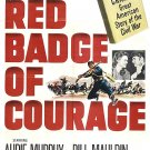 The Red Badge Of Courage (1951) - Audie Murphy  DVD