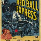 Red Ball Express (1952) - Jeff Chandler  DVD