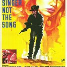 The Singer Not The Song (1961) - Dirk Bogarde  DVD