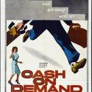 Cash On Demand (1961) - Peter Cushing  DVD