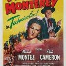 Pirates Of Monterey (1947) - Rod Cameron  DVD