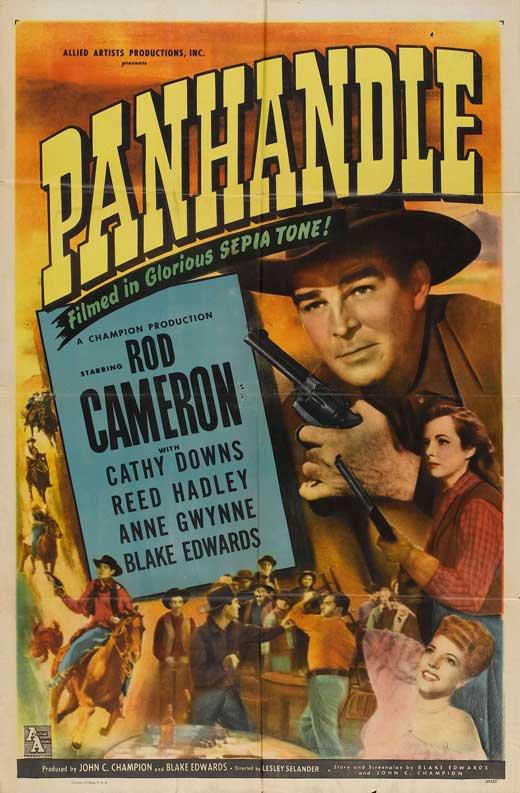 Panhandle (1948) - Rod Cameron  DVD
