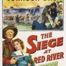 Siege At Red River (1954) - Van Johnson  DVD