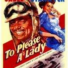 To Please A Lady (1950) - Clark Gable  DVD