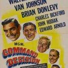 Command Decision (1948) - Clark Gable  DVD
