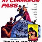 Ambush At Cimarron Pass (1958) - Clint Eastwood  DVD