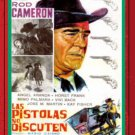 Bullets Don´t Argue (1964) - Rod Cameron  DVD