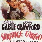 Strange Cargo (1940) - Clark Gable  DVD