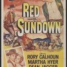 Red Sundown (1956) - Rory Calhoun  DVD