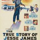 The True Story Of Jesse James (1957) - Robert Wagner  DVD