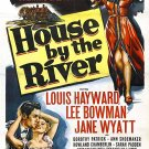 House By The River (1959) - Fritz Lang  DVD