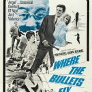 Where The Bullets Fly (1966) - Tom Adams  DVD