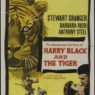 Harry Black And The Tiger (1958) - Stewart Granger  DVD