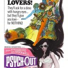 Psych-Out (1968) - Jack Nicholson  DVD