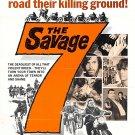 The Savage Seven (1968) - Robert Walker Jr.  DVD