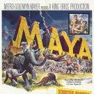 Maya (1966) - Clint Walker  DVD