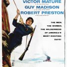 The Last Frontier (1955) - Victor Mature  DVD