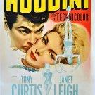 Houdini (1953) - Tony Curtis  DVD