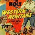 Western Heritage (1948) - Tim Holt  DVD