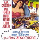 The Sun Also Rises (1957) - Tyrone Power  DVD