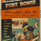 Fort Bowie (1958) - Ben Johnson  DVD
