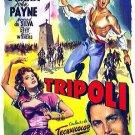 Tripoli (1950) - Maureen O´Hara  DVD