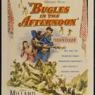 Bugles In The Afternoon (1952) - Ray Milland  DVD