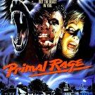 Primal Rage (1988) - Patrick Lowe  DVD